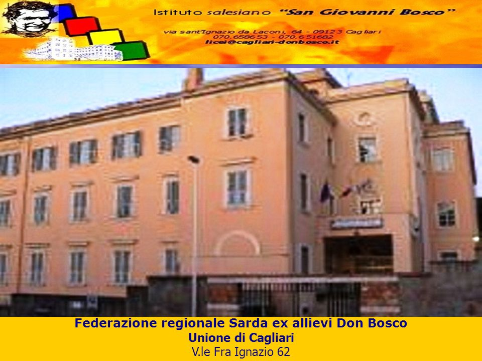 Federazione regionale Sarda ex allievi Don Bosco