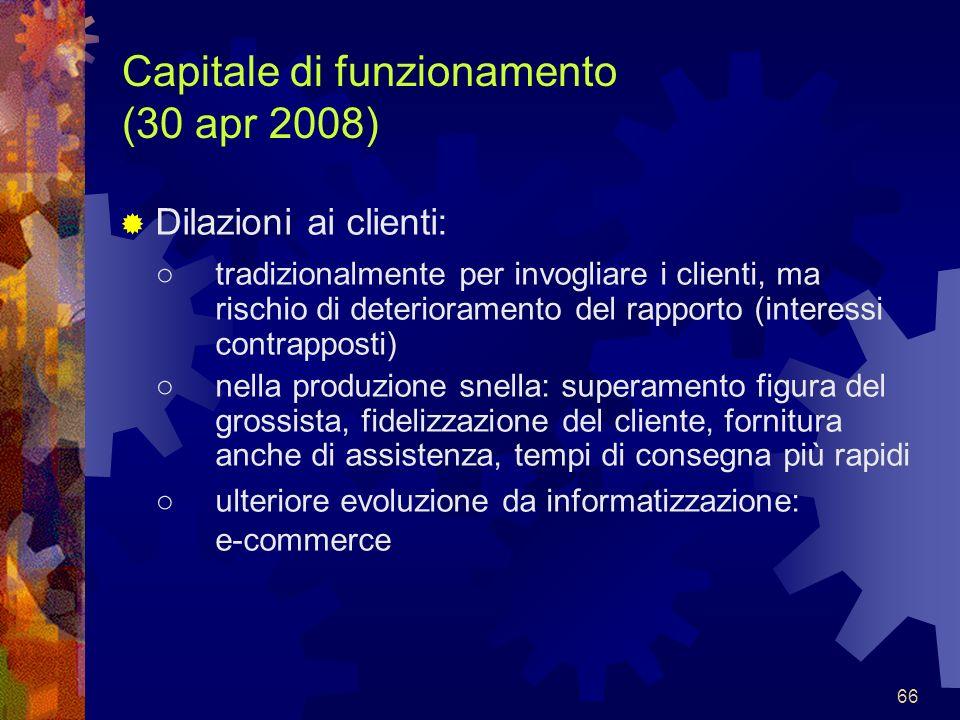 Capitale di funzionamento (30 apr 2008)