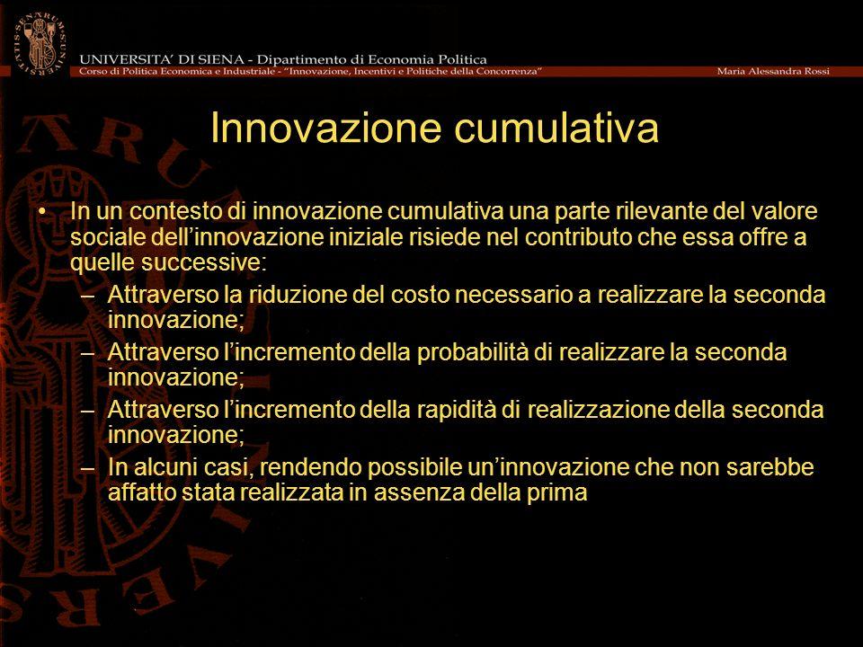 Innovazione cumulativa