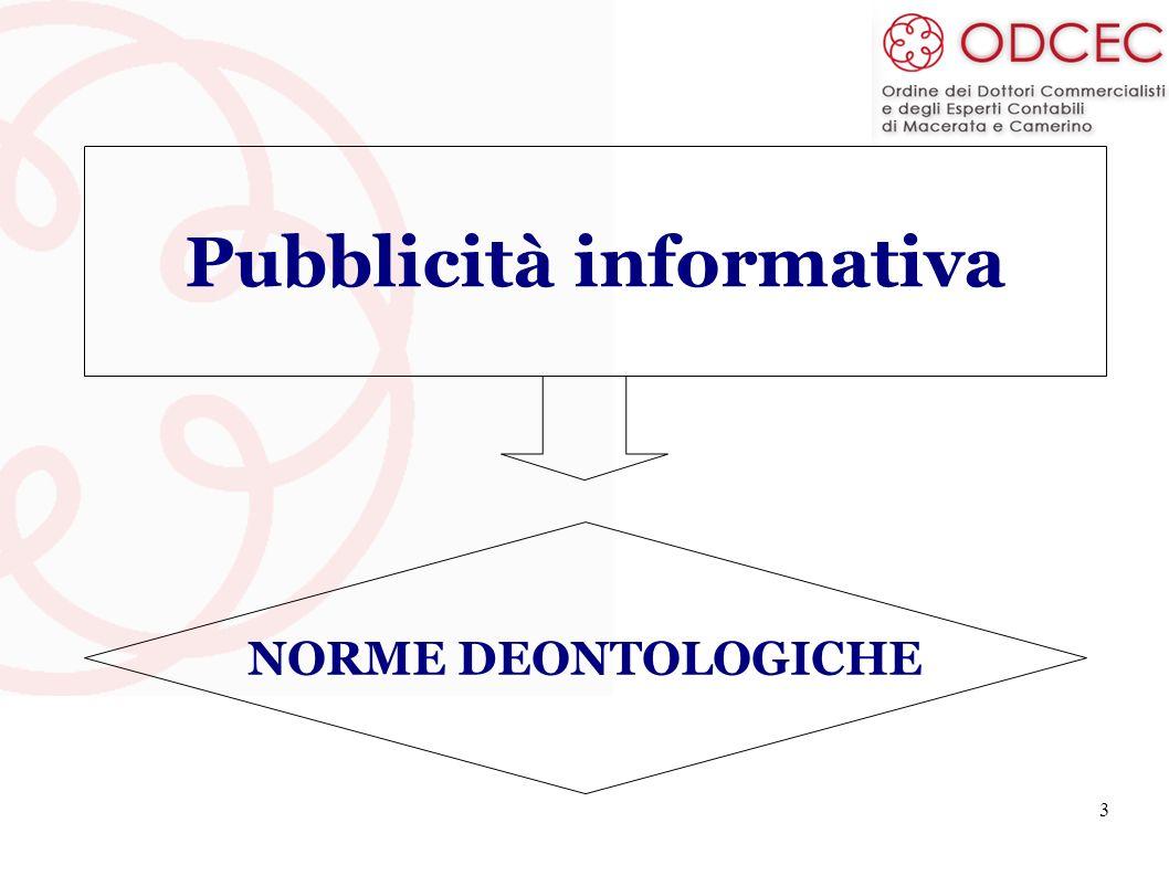 Pubblicità informativa