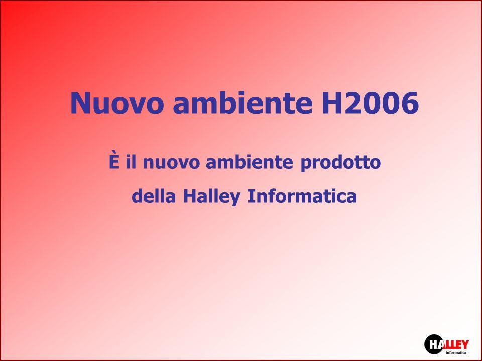 È il nuovo ambiente prodotto della Halley Informatica