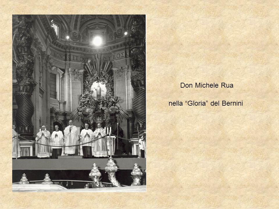 nella Gloria del Bernini