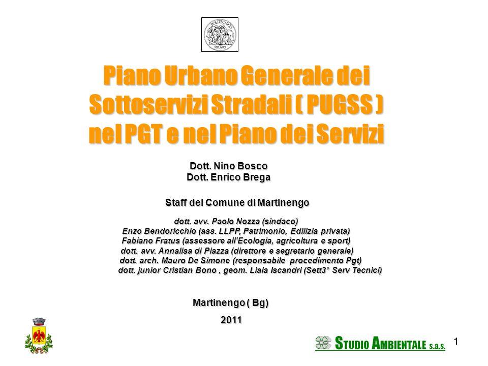 Dott. Nino Bosco Dott. Enrico Brega