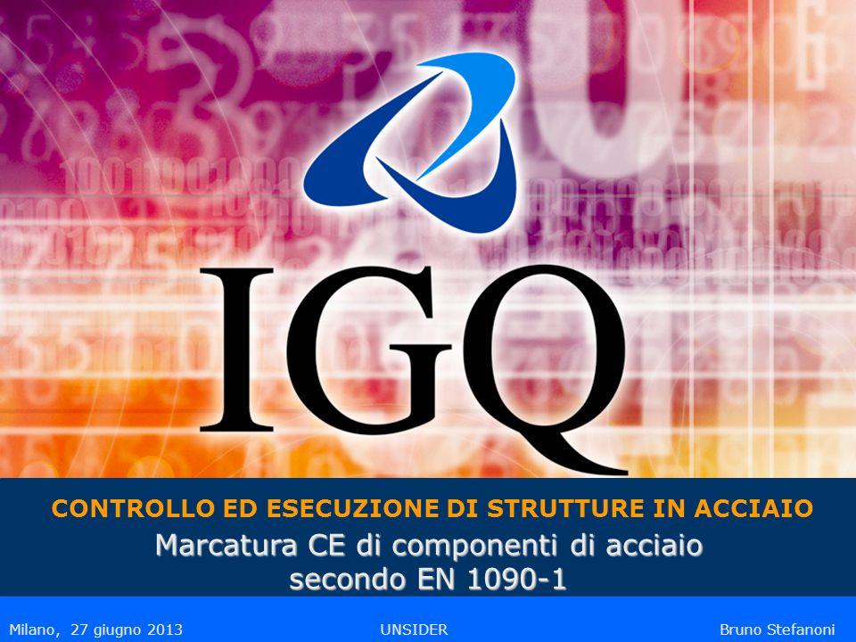 IGQ Milano, 6 giugno 2008 - Costruire Acciaio
