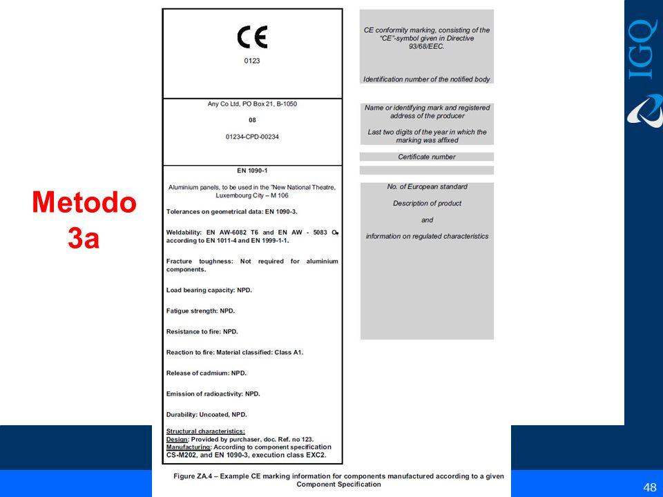 Metodo 3a