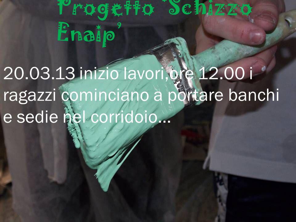 Progetto 'Schizzo Enaip'