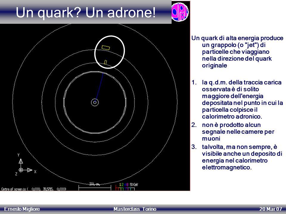 Un quark Un adrone! 14/06/2004.