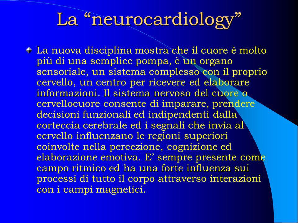 La neurocardiology