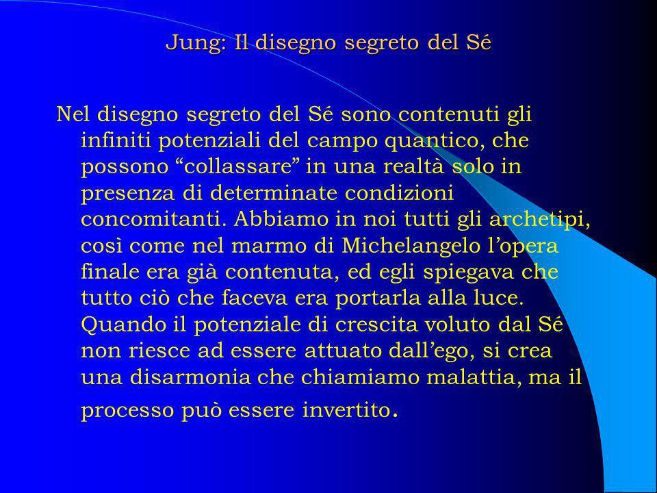 Jung: Il disegno segreto del Sé