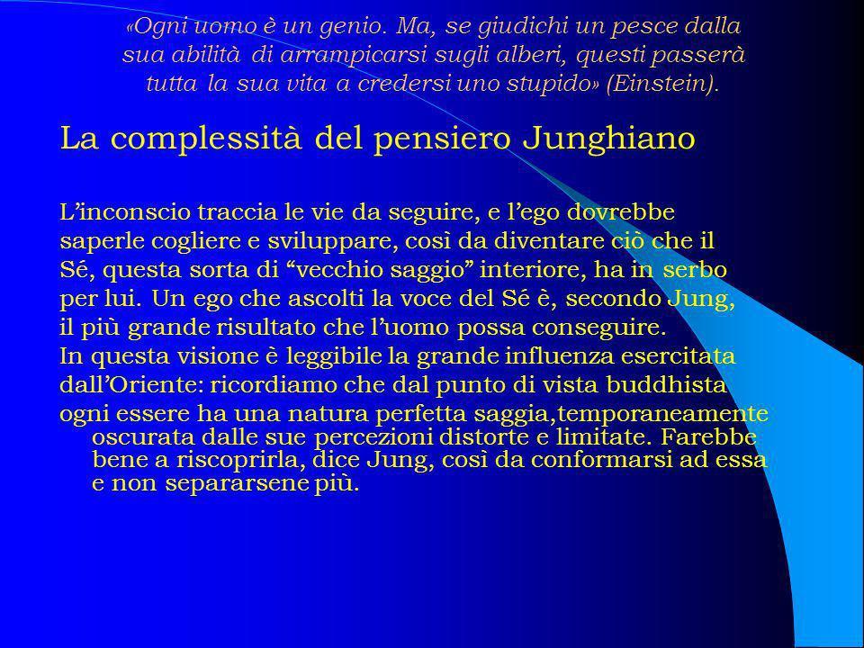 La complessità del pensiero Junghiano