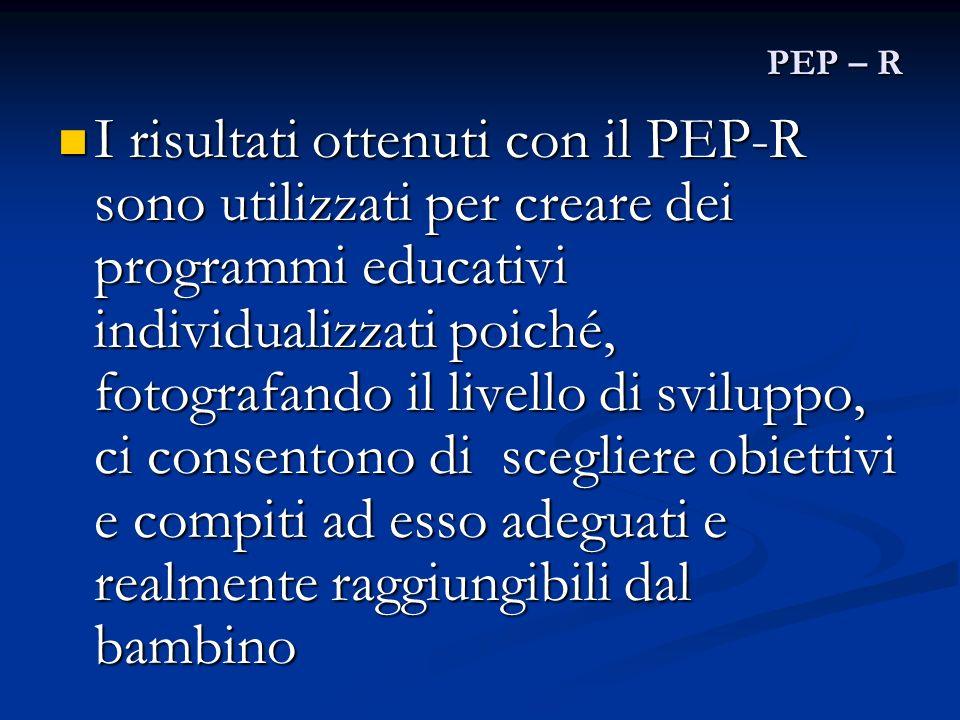 PEP – R