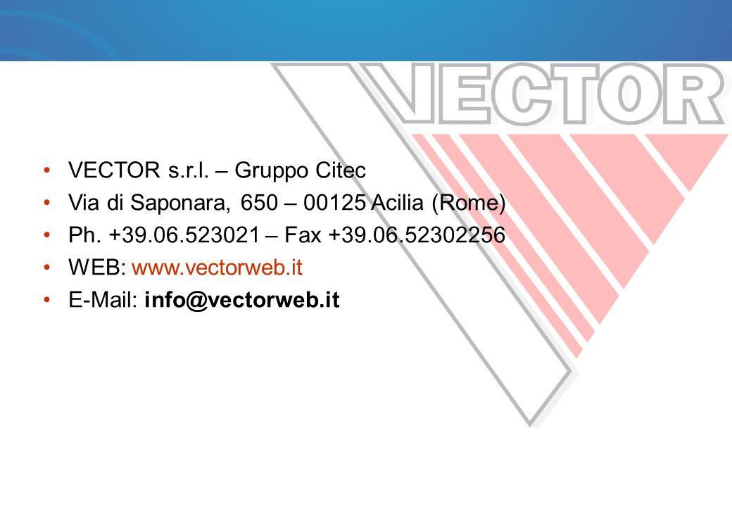 VECTOR s.r.l. – Gruppo Citec