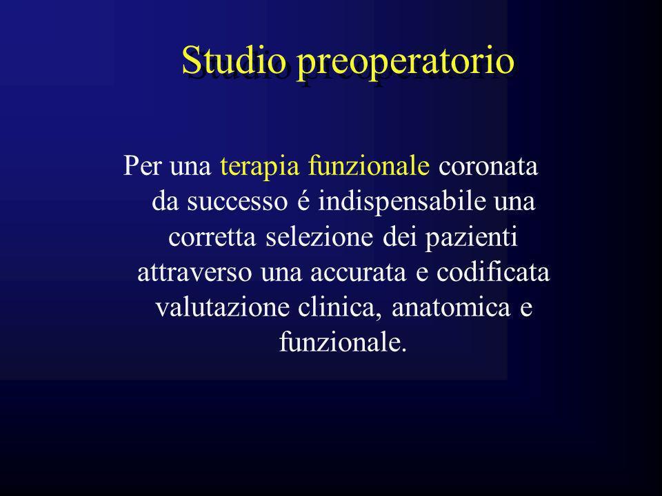 Studio preoperatorio