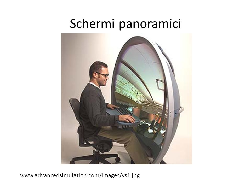 Schermi panoramici www.advancedsimulation.com/images/vs1.jpg