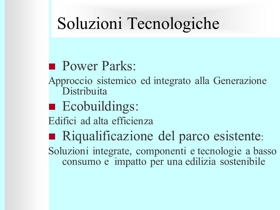 Soluzioni Tecnologiche