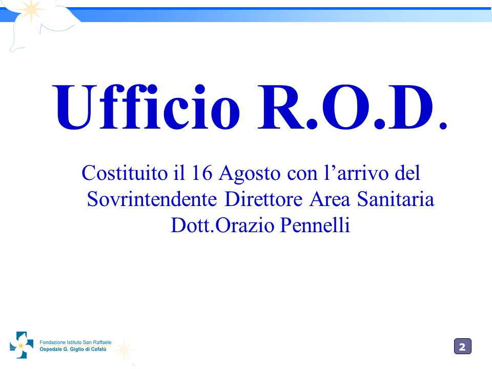 Ufficio R.O.D.