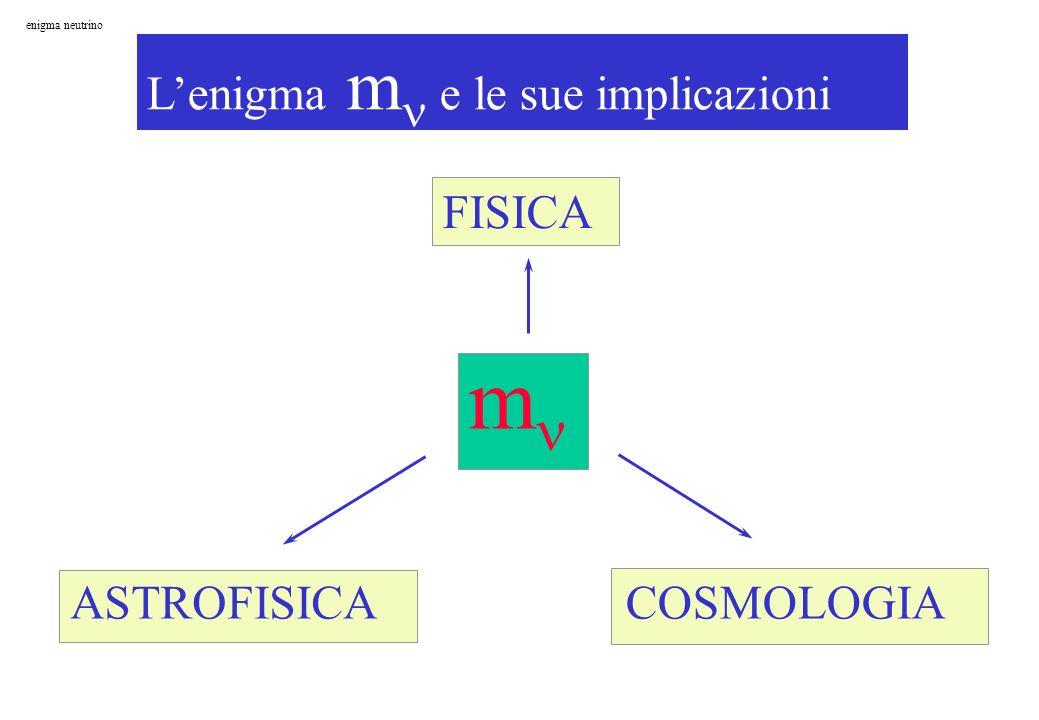 mn L'enigma mn e le sue implicazioni FISICA ASTROFISICA COSMOLOGIA