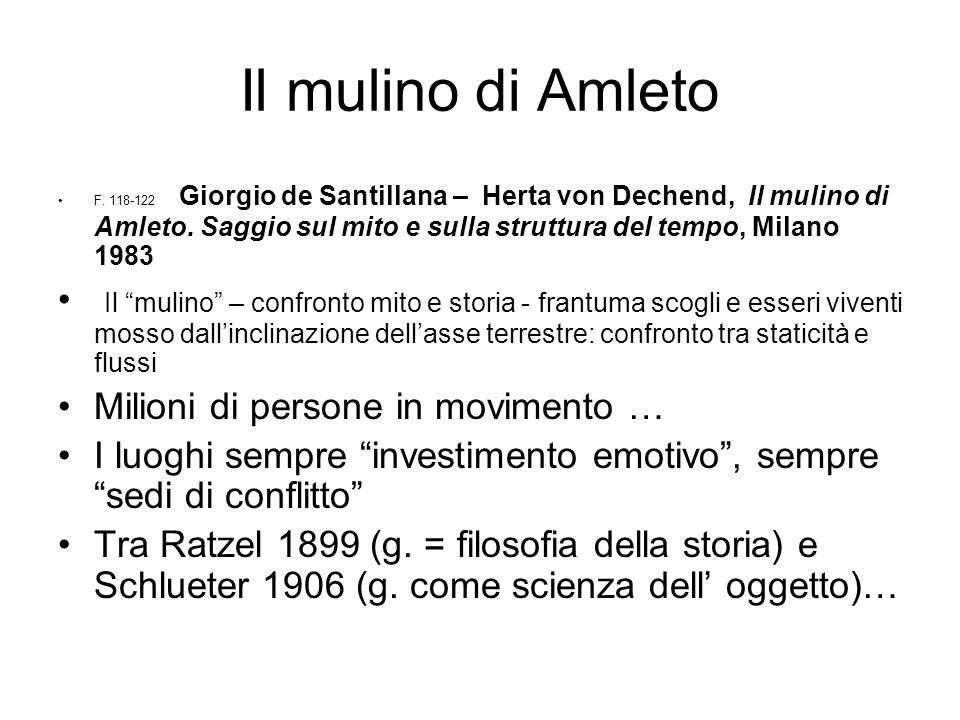 Il mulino di Amleto