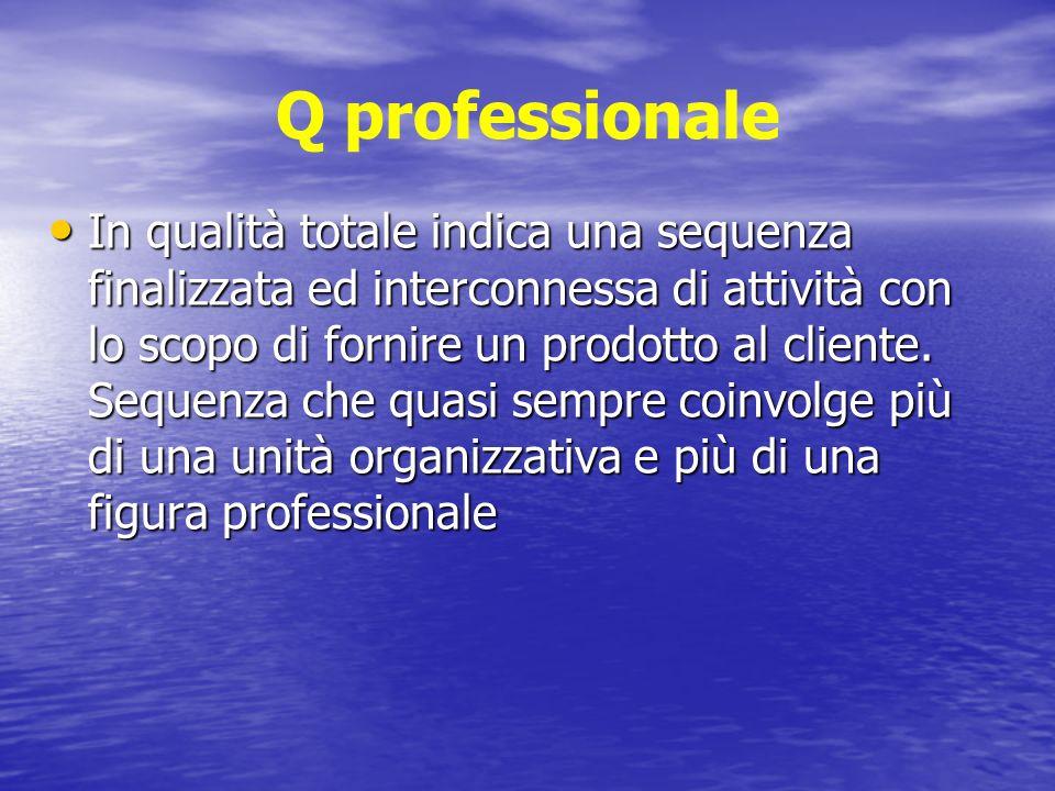 Q professionale