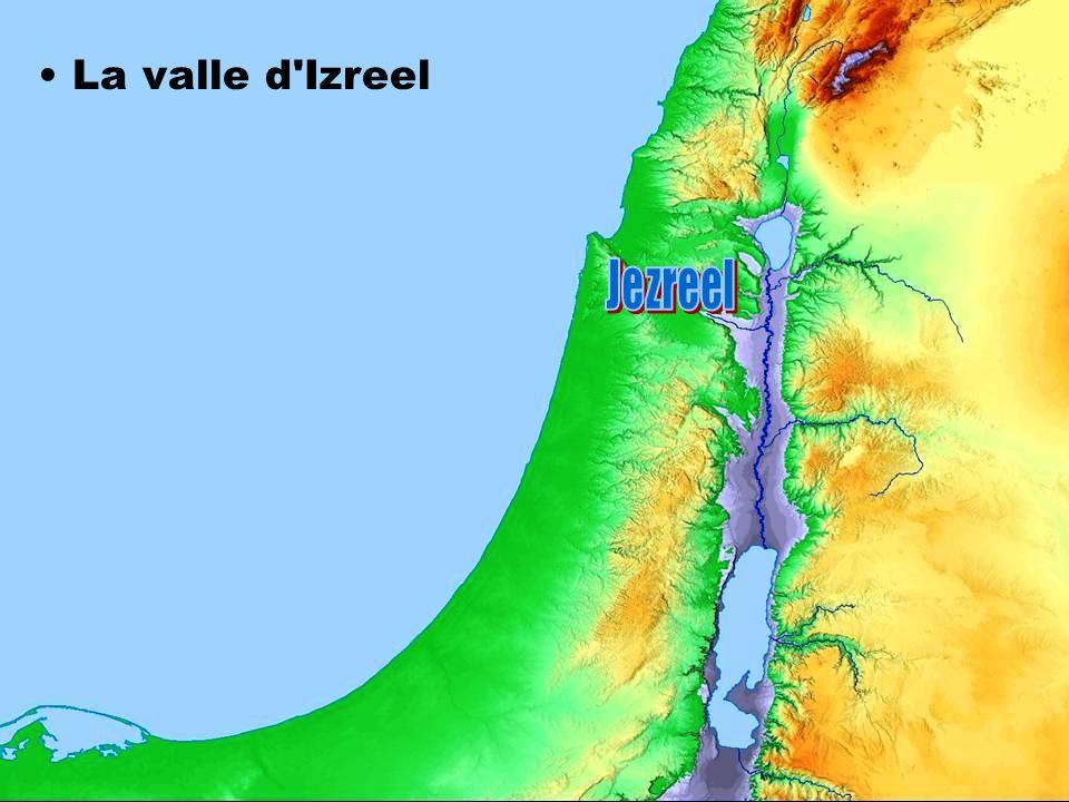 La valle d Izreel Jezreel
