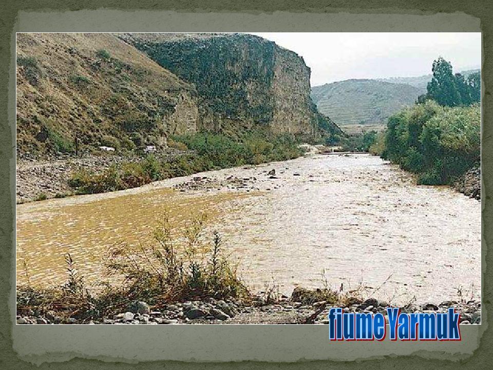 fiume Yarmuk