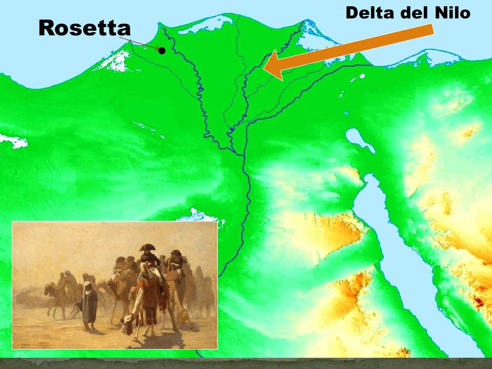 Delta del Nilo Rosetta 