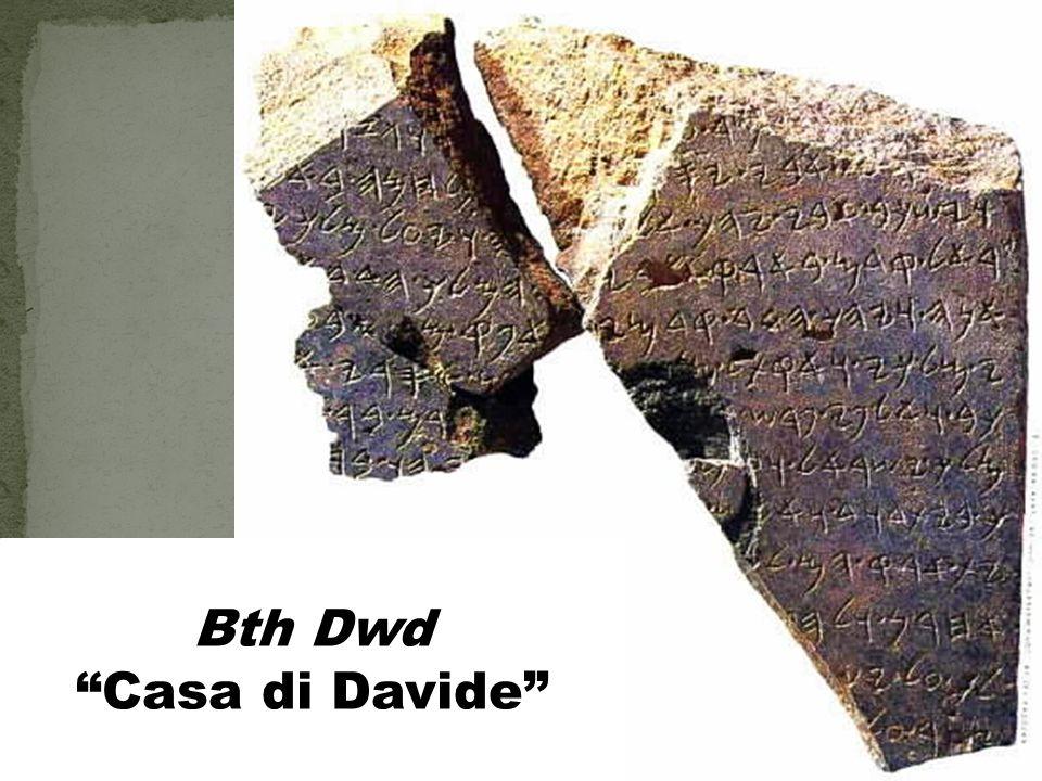 Bth Dwd Casa di Davide