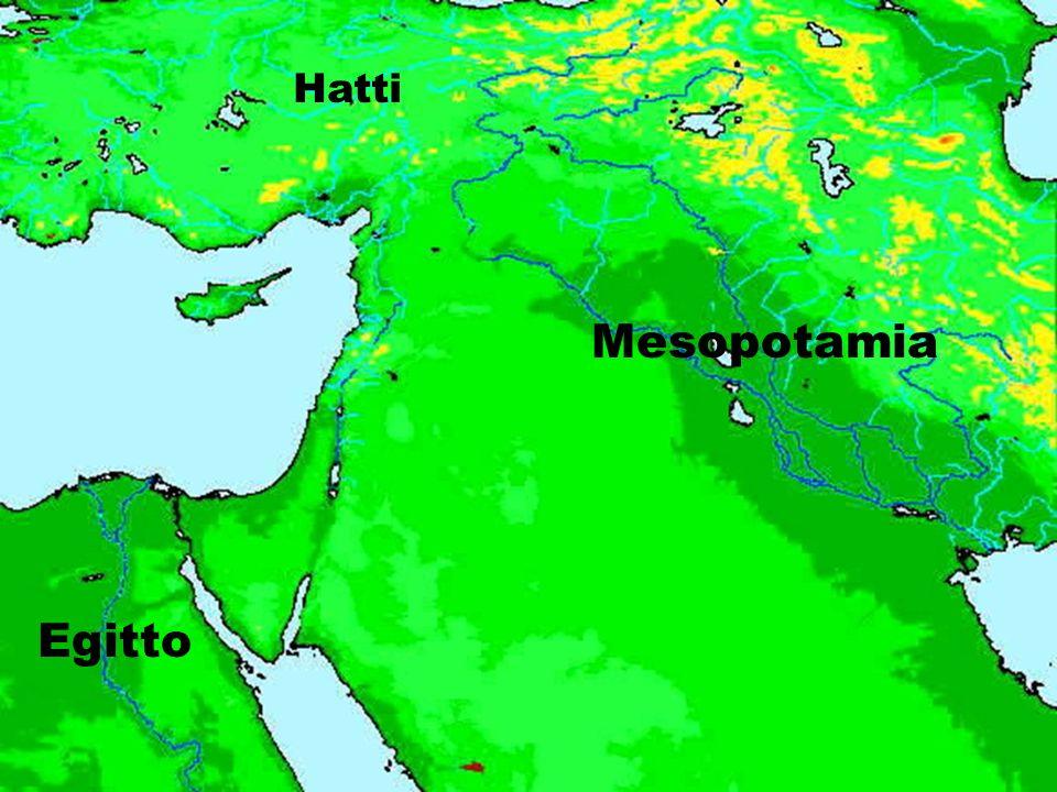Hatti Mesopotamia Egitto