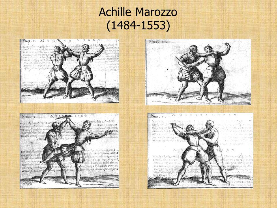 Achille Marozzo (1484-1553)