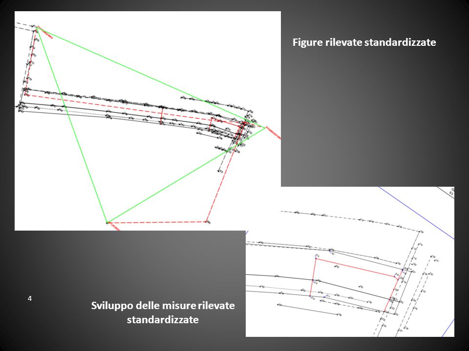 Figure rilevate standardizzate