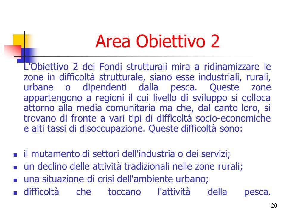 Area Obiettivo 2
