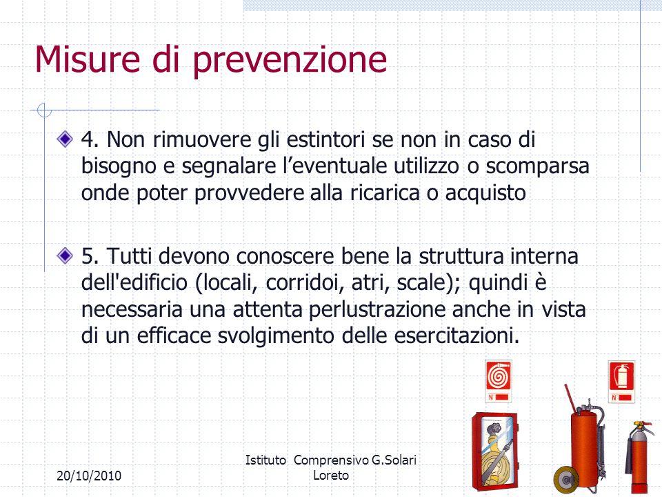 Istituto Comprensivo G.Solari Loreto