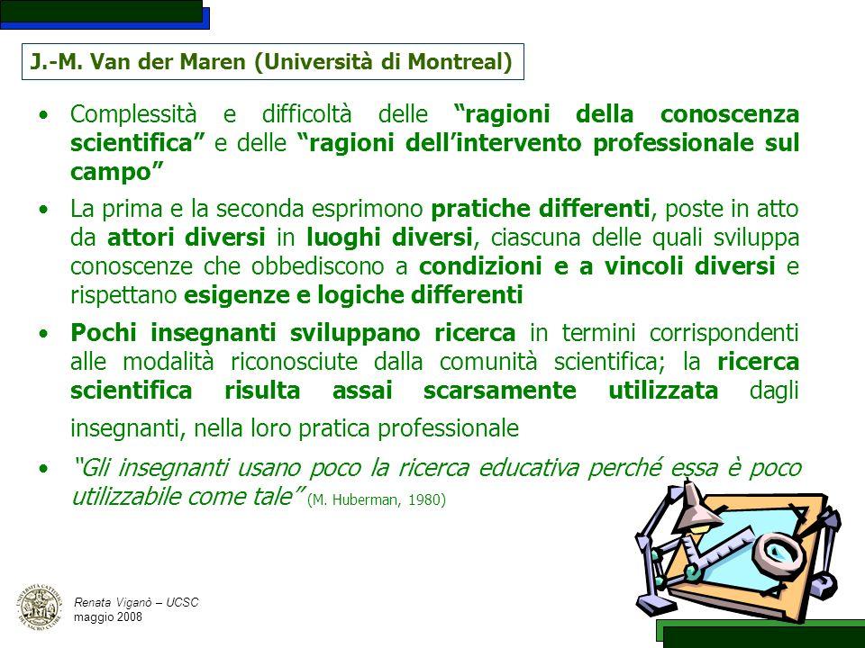 J.-M. Van der Maren (Università di Montreal)