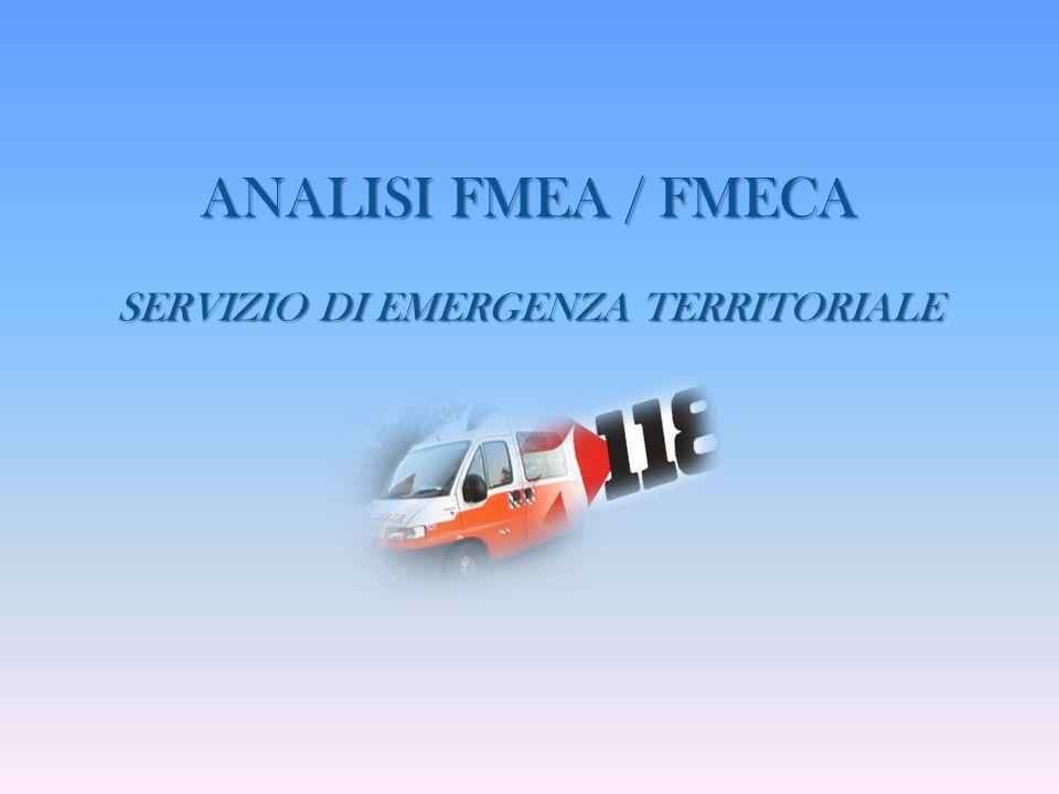 SERVIZIO DI EMERGENZA TERRITORIALE