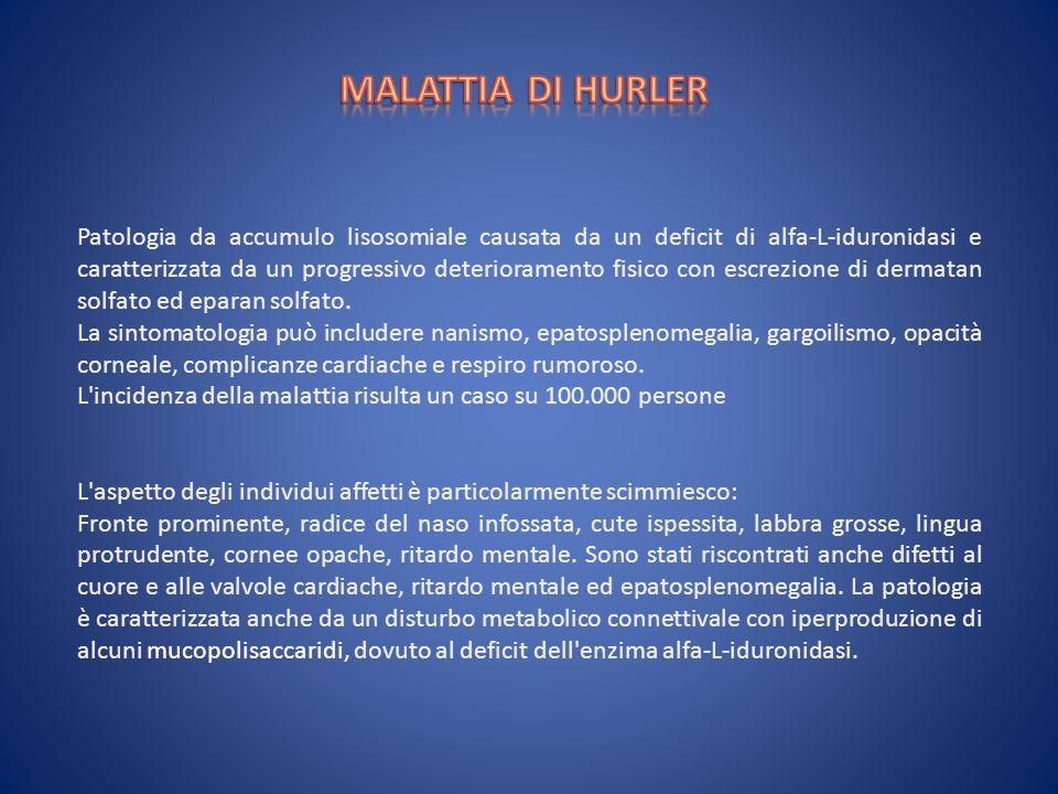 MALATTIA DI HURLER