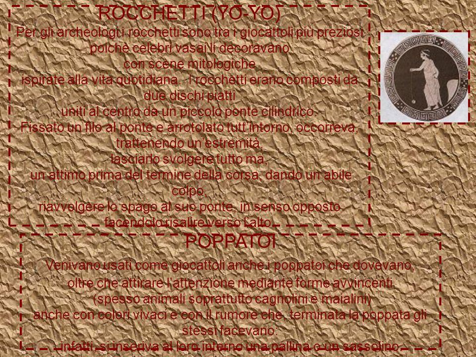 ROCCHETTI (YO-YO) POPPATOI