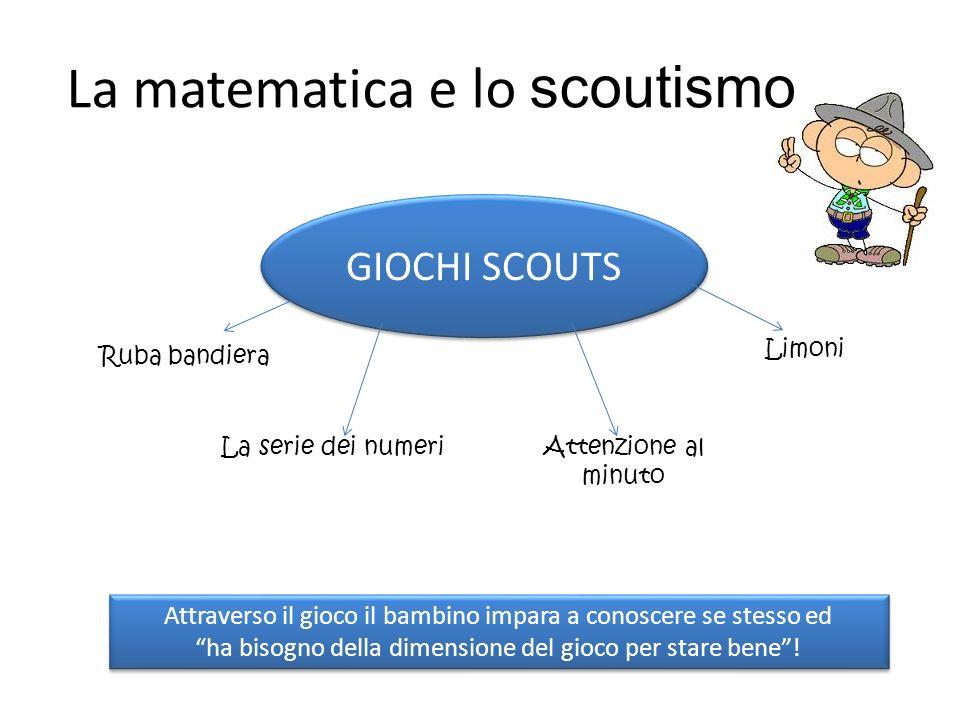 La matematica e lo scoutismo