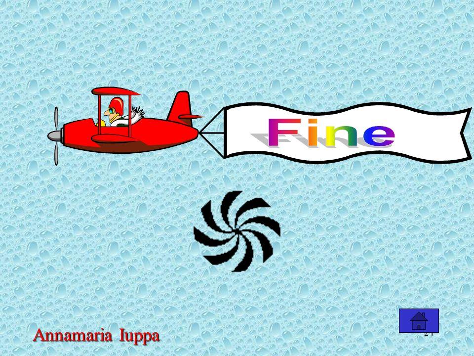 Fine Annamaria Iuppa