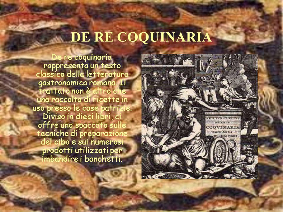 DE RE COQUINARIA