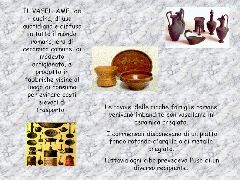 A tavola con i romani viaggio tra i cibi i banchetti e le for Cibo romano