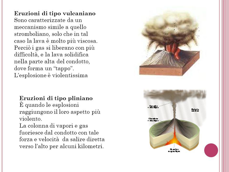 Eruzioni di tipo vulcaniano
