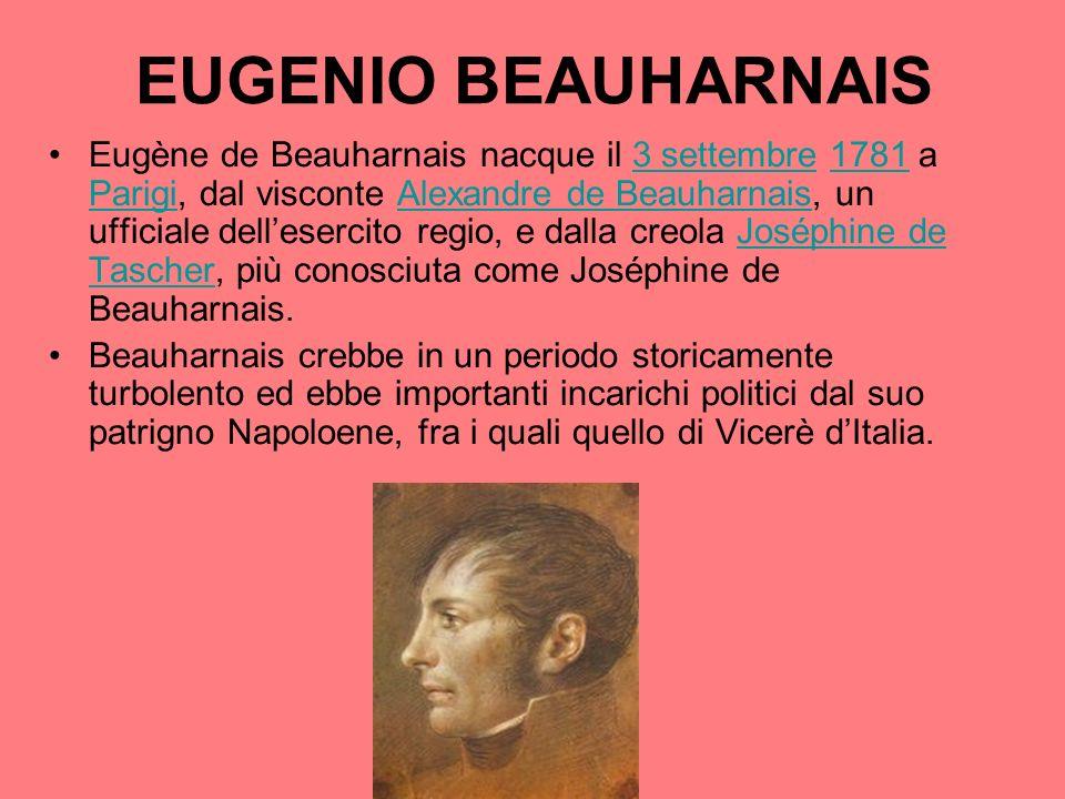 EUGENIO BEAUHARNAIS