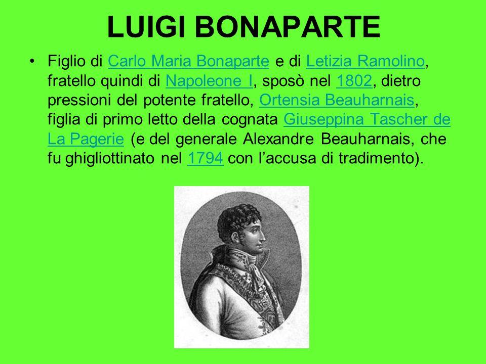 LUIGI BONAPARTE