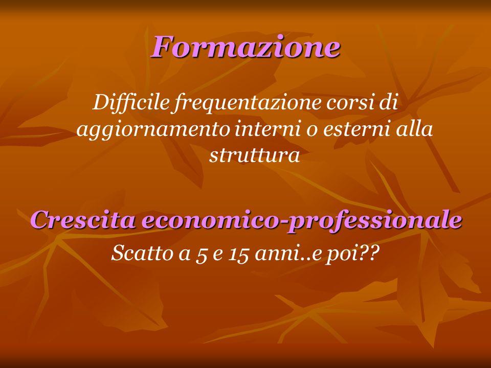 Crescita economico-professionale
