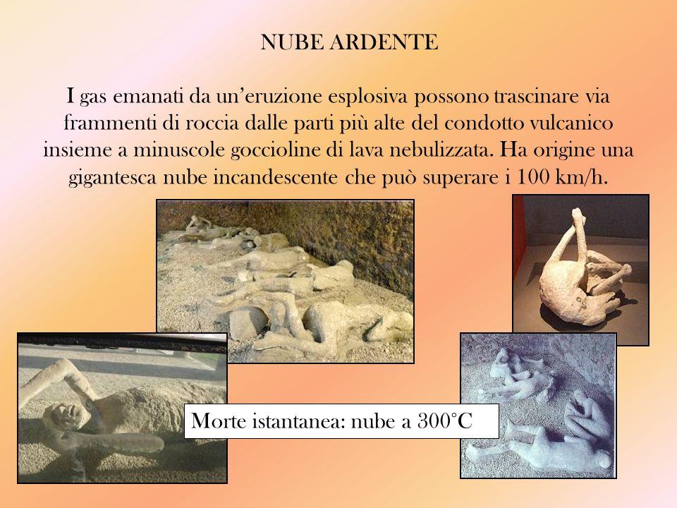 NUBE ARDENTE