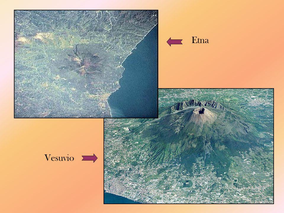 Etna Vesuvio