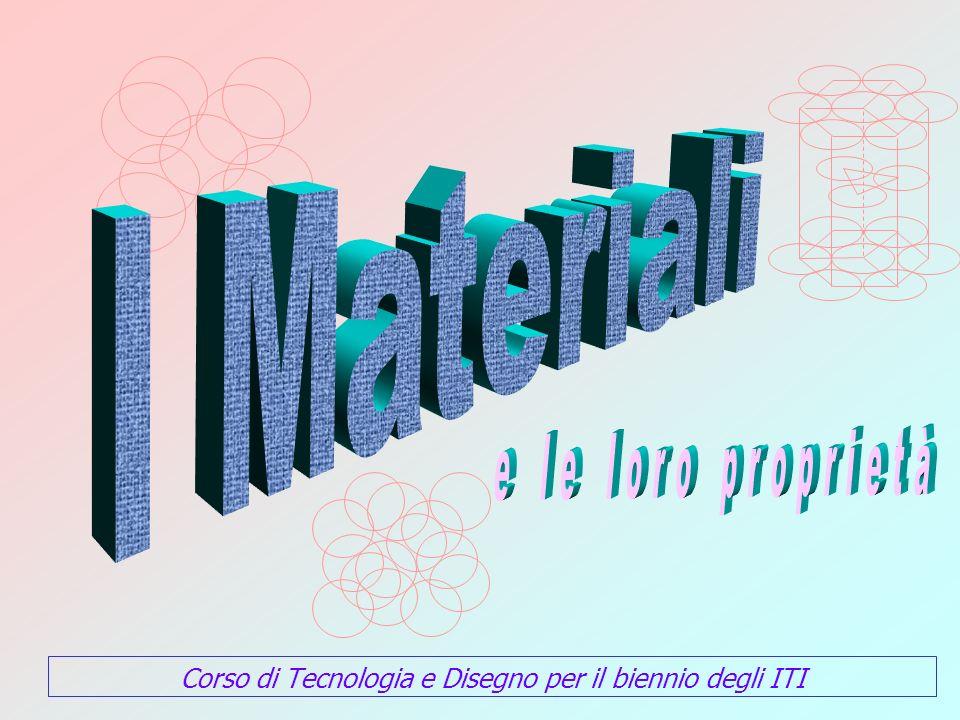 Corso di Tecnologia e Disegno per il biennio degli ITI
