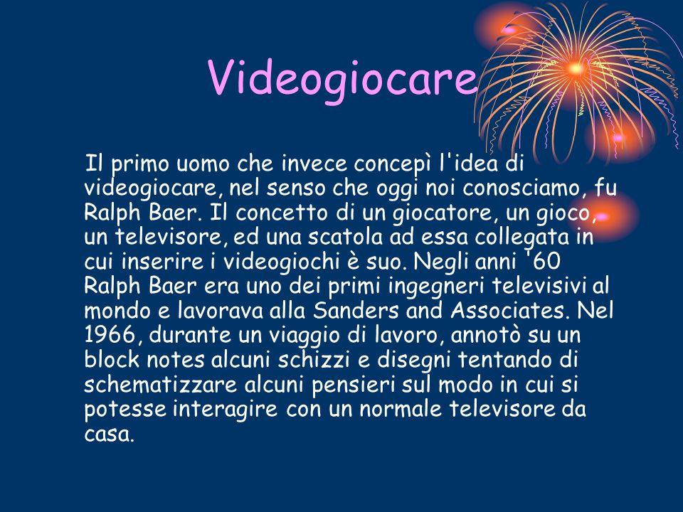 Videogiocare