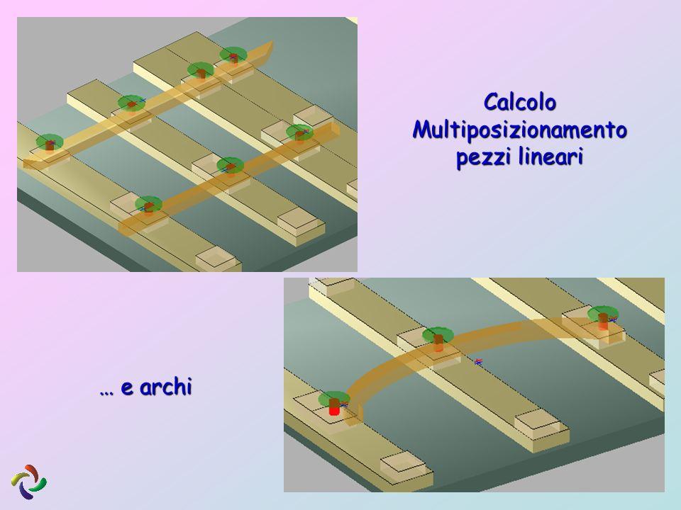 Calcolo Multiposizionamento