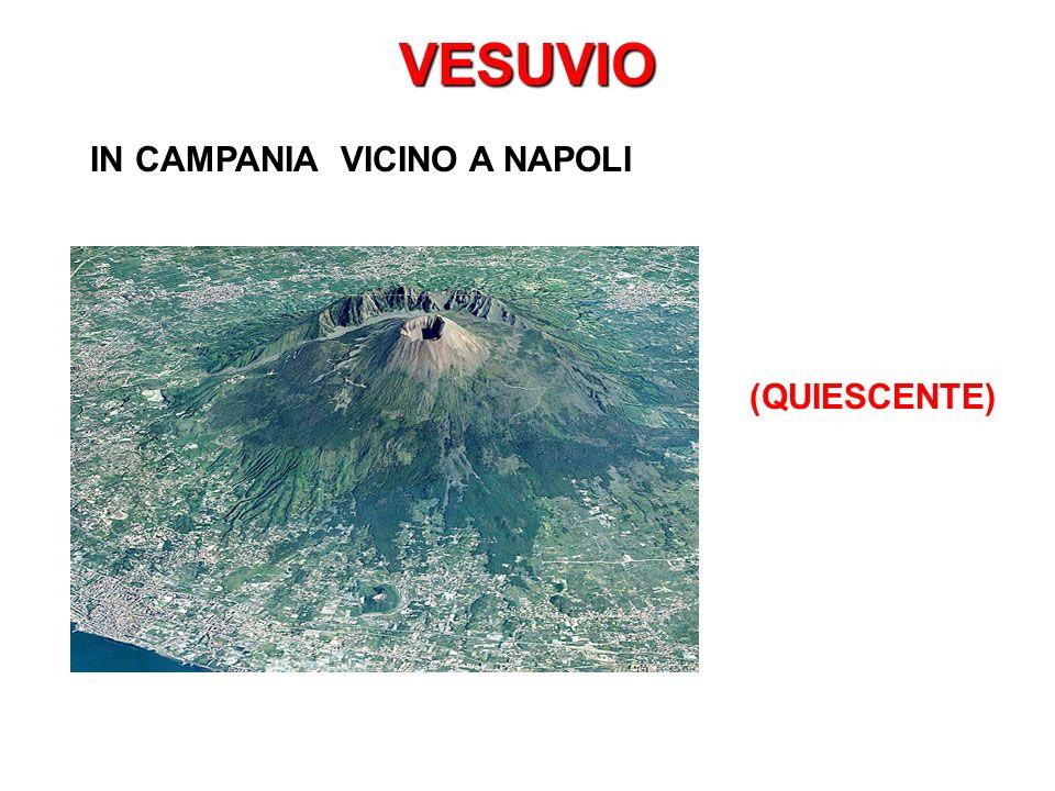 VESUVIO IN CAMPANIA VICINO A NAPOLI (QUIESCENTE) 17